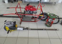 Bohrhammer für Baugrund